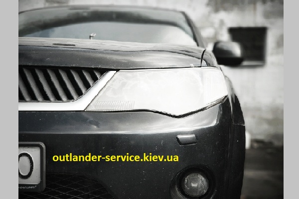 Ремонт Митсубиси Аутлендер Киев (июнь 2018)