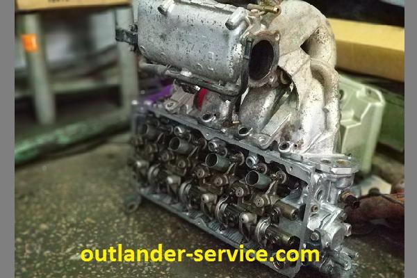 Ремонт мотора Аутлендер